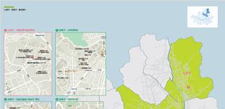 「首尔建筑导游手册」近现代建筑部分按区分类