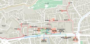 「首尔建筑导游手册」中06-按主题分类的大学路探访路线