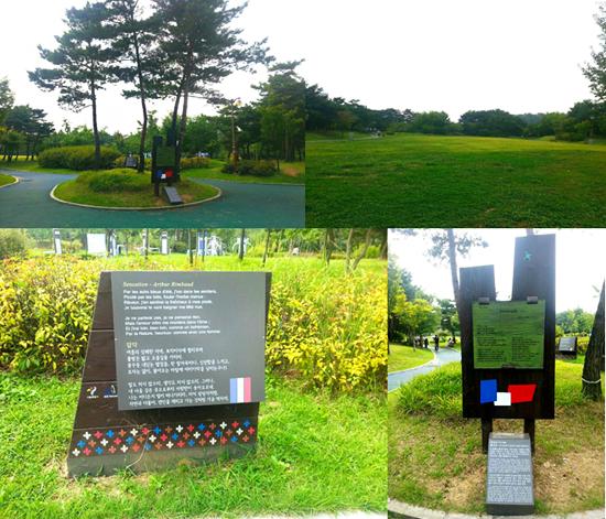 首尔的法国小镇,蒙马特公园和西来村