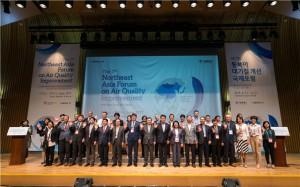 亚洲32个城市为寻找微尘解决方案齐聚首尔