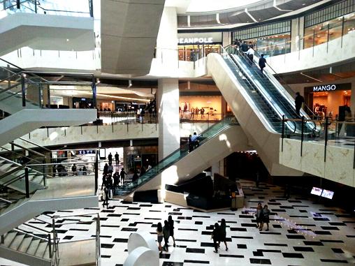 IFC 购物中心