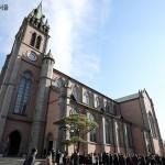 """""""首尔的天主教徒朝圣之路""""成为亚洲第一个全球徒步旅游名胜"""