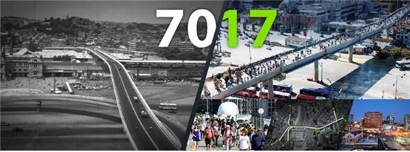 发表《首尔站7017项目》