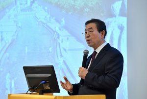 朴元淳市长成为首位前往北京大学演讲的首尔市长 newsletter