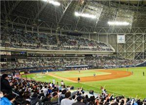 """从棒球到音乐会,""""高尺圆顶体育馆""""启用3年间,观众突破332万人 newsletter"""