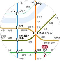首尔市发行色觉障碍版地铁路线图 newsletter