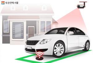 """首尔市将在住宅区绿色停车场引进""""基于物联网 (IoT)技术的共享停车服务"""" newsletter"""