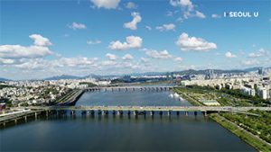 【全视角的首尔】汉江的桥