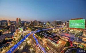 首尔路7017开放两周年庆典招募市民参与者