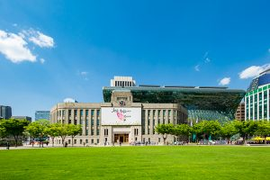 首尔市在五个地区设立市立图书馆