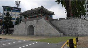 时隔104年,首尔市利用AR和VR技术对日本殖民统治时期拆除的敦义门进行了复原 newsletter