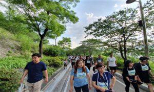首尔市开展首尔徒步旅行活动 newsletter