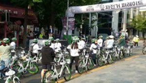 按报名顺序招募500名首尔自行车巡游参加者 newsletter