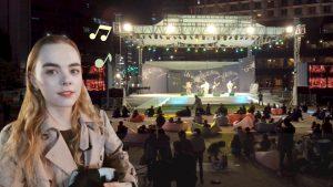 文化洋溢的首尔广场
