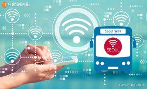 """""""构建公共无线网"""",外国人评选的首尔市优秀政策第一名"""