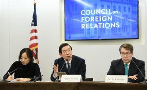 朴元淳市长应美外交安全智囊团邀请发表韩半岛和平演讲 newsletter