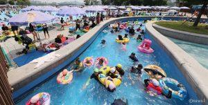 鉴于新型冠状病毒肺炎疫情,首尔市决定不开放2020年夏季汉江公园游泳场