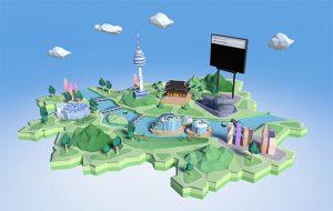 """首尔市以3D虚拟会议方式举办""""国际协会联盟(UIA)亚太圆桌会议 """""""