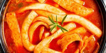 疫情时代,最能抚慰人心的食物?辣炒年糕荣登榜首