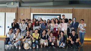 2021年国际实习生参加者招募公告