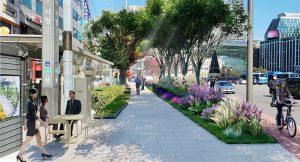 """世宗大路""""人森林道""""年末工程收尾,2021年1月开放"""