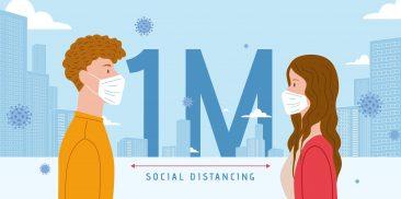 保持社交距离2.5级防疫政策延长至1月31日