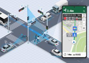 导航仪自6月起增加交通信号、违规横穿马路等各种危险行为预警功能