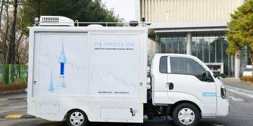 """微尘高浓度地区正式启用移动型空气质量监测""""移动实验室"""""""