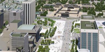 """首尔,为市民的悠闲步行增添一份""""安全"""""""