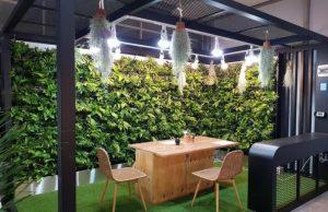 """修建44座室内庭园""""智能花园"""",疫情时代的治愈休息区"""
