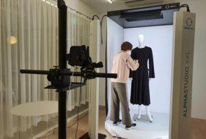 """首尔市为时装企业免费开放""""V-商务工作室"""""""