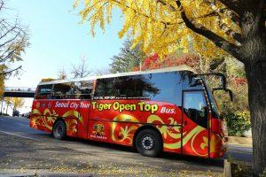 """4月3日起恢复运行""""首尔城市观光巴士"""""""