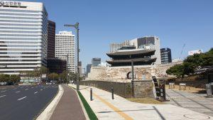 世宗大路人森林道5月全面开放,首尔变身为步行友好城市