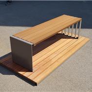 """首尔市评选出54件有助于改善城市景观的长椅、护栏等""""优秀公共设计""""产品"""