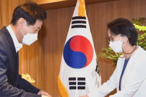 首尔市任命前任常驻日内瓦代表团大使为国际关系大使