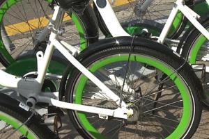 """疫情时代,首尔市""""叮铃铃""""共享单车作为生活交通工具稳步增长"""