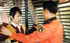 首尔市民安全体验馆深受外国游客的青睐