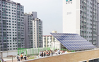 首尔市在地方政府中率先对安装50千瓦以下的小型太阳能发电设施提供支援