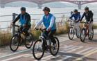 """[元淳的希望日记125]为了""""自行车之城""""首尔"""