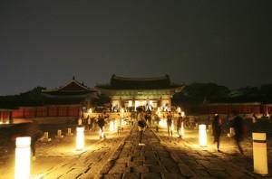 夜游昌庆宫