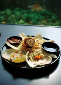 世界性寺院菜肴