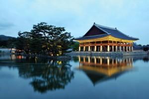 韩国传统庭院的解读方法