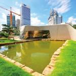 东大门设计广场和公园 (Zaha Hadid)