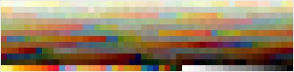 首尔的600种推荐颜色