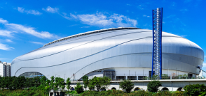 韩国顶级综合体育文化设施 – 高尺天空巨蛋