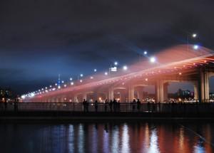 Banpo Rainbow Bridge