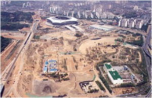 Construction of the Seoul World Cup Stadium (2001. 5. 17.)