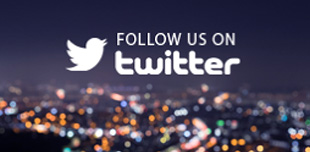 Follow us on twiiter